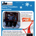 Gypsy Travellers Winter Newsletter 2017