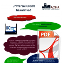 Universal Credit has arrived